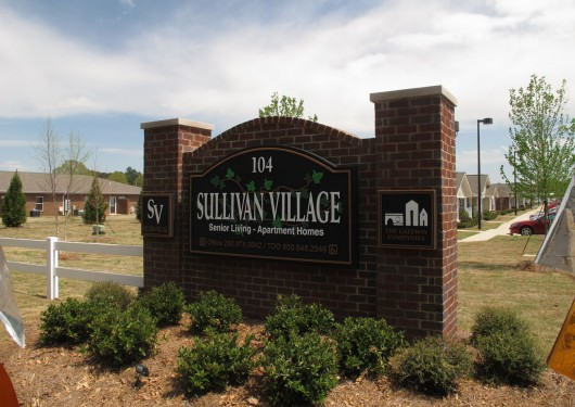 Sullivan Village, Tuscumbia, AL, Park Lane Construction
