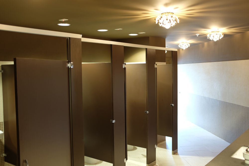 Bathroom Stall Dividers toilet partitions | darby doors, llc